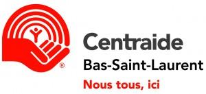 logo de Centraide Bas-Saint-Laurent