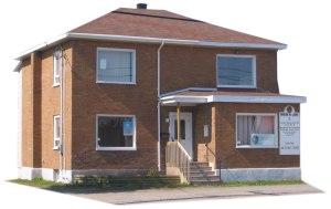 photo de la maison des Lions où sont situés les bureaux de l'APHV-BSL