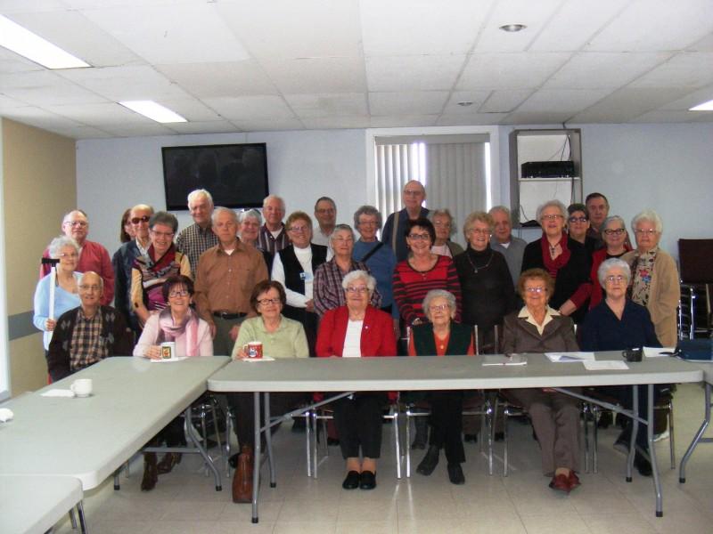 photo du groupe de Rivière-du-Loup